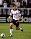Apr 4, 2009, Colorado Rapids vs Los Angeles Galaxy - Omar Gonzalez Photographic Print by German Alegria