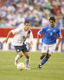 2007 CONCACAF Gold Cup: Jun 12, USA vs El Salvador - Benny Feilhaber Photo by T. Quinn