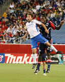 May 17, 2008, San Jose Earthquakes vs New England Revolution - Ned Grabavoy Photographic Print by Martin Morales