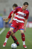 Jul 4, 2008, Kansas City Wizards vs FC Dallas - Kenny Cooper Photographic Print by Rick Yeatts