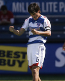 May 31, 2009, FC Dallas vs Chicago Fire - Kenny Cooper Photographic Print by Brian Kersey
