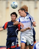 Jul 11, 2009, Kansas City Wizards vs New England Revolution - Jack Jewsbury Photographic Print by Keith Nordstrom