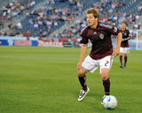 Jun 20, 2009, D.C. United vs Colorado Rapids - Jordan Harvey Photo by Garrett Ellwood