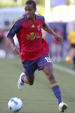 Jun 24, 2006, New England Revolution vs Real Salt Lake - Atiba Harris Photo by Kent Horner