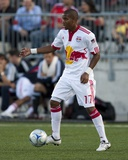 Jun 24, 2009, New York Red Bulls vs Toronto FC - Jeremy Hall Photographic Print by Paul Giamou