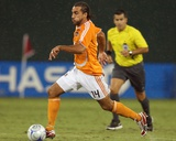 Jul 23, 2008, Houston Dynamo vs D.C. United - Dwayne DeRosario Photo by Tony Quinn