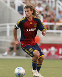 Jul 28, 2008, Toronto FC vs Real Salt Lake - Kyle Beckerman Photographic Print by Melissa Majchrzak