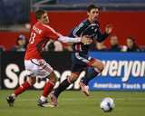 Apr 14, 2007, Toronto FC vs New England Revolution - Andy Dorman Photo by Jim Rogash
