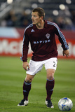 Mar 19, 2008, Colorado Rapids Burgundy & Blue Game - Jordan Harvey Photo by Garrett Ellwood