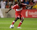 Jun 7, 2008, D.C. United vs Chicago Fire - Bakary Soumare Photo by Brian Kersey