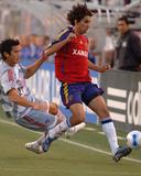 Jun 14, 2007, FC Dallas vs Real Salt Lake - Mehdi Ballouchy Photo by Ken Levine