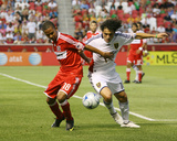 Sep 12, 2009, Chicago Fire vs Real Salt Lake - Fabian Espindola Photo by Melissa Majchrzak