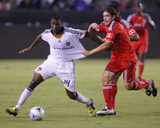Sep 19, 2009, Toronto FC vs Los Angeles Galaxy - Edson Buddle Photographic Print by Robert Mora