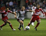 Sep 26, 2009, Toronto FC vs Chicago Fire - Chad Barrett Photographic Print by Brian Kersey