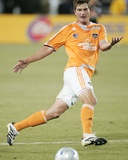 May 22, 2008, Houston Dynamo vs San Jose Earthquakes - Bobby Boswell Photo by Sara Wolfram