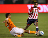 Oct 20, 2007, Houston Dynamo vs Chivas USA - Patrick Ianni Photographic Print by J. Miranda