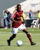 Apr 5, 2008, Colorado Rapids vs Kansas City Wizards - Omar Cummings Photo by Scott Pribyl