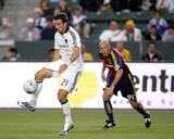 Jun 13, 2009, Real Salt Lake vs Los Angeles Galaxy - Alan Gordon Photographic Print by German Alegria