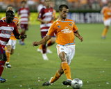 Jun 26, 2008, FC Dallas vs Houston Dynamo - Patrick Ianni Photographic Print by Thomas B. Shea