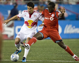 Jun 13, 2009, New York Red Bulls vs Toronto FC - Nana Attakora Photo by Paul Giamou