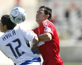 May 31, 2009, FC Dallas vs Chicago Fire - Eric Avila Photographic Print by Brian Kersey