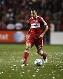 2009 Eastern Conference Championship: Nov 14, Real Salt Lake vs Chicago Fire - Marco Pappa Photo by Brian Kersey