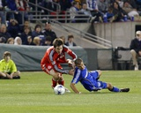 Mar 21, 2009, Toronto FC vs Kansas City Wizards - Graham Zusi Photographic Print by Scott Pribyl