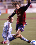 Sep 22, 2007, Colorado Rapids vs Real Salt Lake - September 22, 2007 - Kyle Beckerman Photo by  Majchrzak