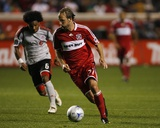 Sep 26, 2009, Toronto FC vs Chicago Fire - Justin Mapp Photo by Brian Kersey