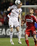 2009 Eastern Conference Championship: Nov 14, Real Salt Lake vs Chicago Fire - Nat Borchers Photographic Print by Brian Kersey
