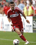 Jun 23, 2009, Chivas USA vs Chicago Fire - Gonzalo Segares Photo by Brian Kersey