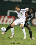 Aug 22, 2009, Los Angeles Galaxy vs D.C. United - Mike Magee Photographic Print by Tony Quinn