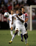 Jul 11, 2009, Los Angeles Galaxy vs Chivas USA - Edson Buddle Photographic Print by German Alegria