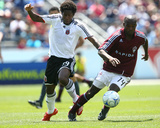 May 4, 2008, D.C. United vs Colorado Rapids - Omar Cummings Photo by Garrett Ellwood