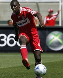 May 31, 2009, FC Dallas vs Chicago Fire - Bakary Soumare Photo by Brian Kersey