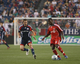 Jun 28, 2008, Toronto FC vs New England Revolution - Maurice Edu Photo by Martin Morales