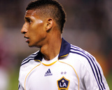 Apr 4, 2009, Colorado Rapids vs Los Angeles Galaxy - Sean Franklin Photographic Print by German Alegria