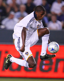 Jun 7, 2008, Colorado Rapids vs Los Angeles Galaxy - Edson Buddle Photographic Print by Robert Mora