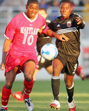 Apr 10, 2006, DC United vs University of Maryland - Maurice Edu Photo by Tony Quinn