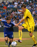 Jun 6, 2009, Columbus Crew vs Kansas City Wizards - Robbie Rogers Photographic Print