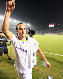 Nov 8, 2009, Chivas USA vs Los Angeles Galaxy - Landon Donovan Photographic Print by German Alegria