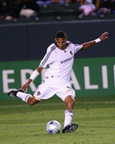 May 27, 2008, Colorado Rapids vs Los Angeles Galaxy - U.S. Open Cup - Sean Franklin Photographic Print by Robert Mora