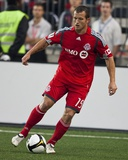 Jul 29, 2009, Puerto Rico Islanders vs Toronto FC - Chad Barrett Photo by Paul Giamou