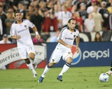 Aug 22, 2009, Los Angeles Galaxy vs D.C. United - Alan Gordon Photographic Print by Tony Quinn