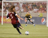 Jun 27, 2009, Toronto FC vs Real Salt Lake - Kyle Beckerman Photo by Melissa Majchrzak