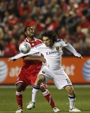 2009 Eastern Conference Championship: Nov 14, Real Salt Lake vs Chicago Fire - Fabian Espindola Photo by Brian Kersey