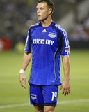 May 6, 2009, D.C. United vs Kansas City Wizards - Jack Jewsbury Photo by Scott Pribyl