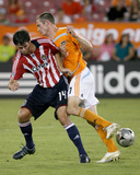 Aug 20, 2008, Chivas USA vs Houston Dynamo - Bobby Burling Photographic Print by Thomas B. Shea
