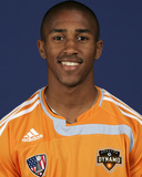 2007 Houston Dynamo Headshots - Corey Ashe Photo by Stephen Pinchback