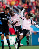 Oct 10, 2009, San Jose Eathquakes vs Toronto FC - Bobby Burling Photo by Paul Giamou